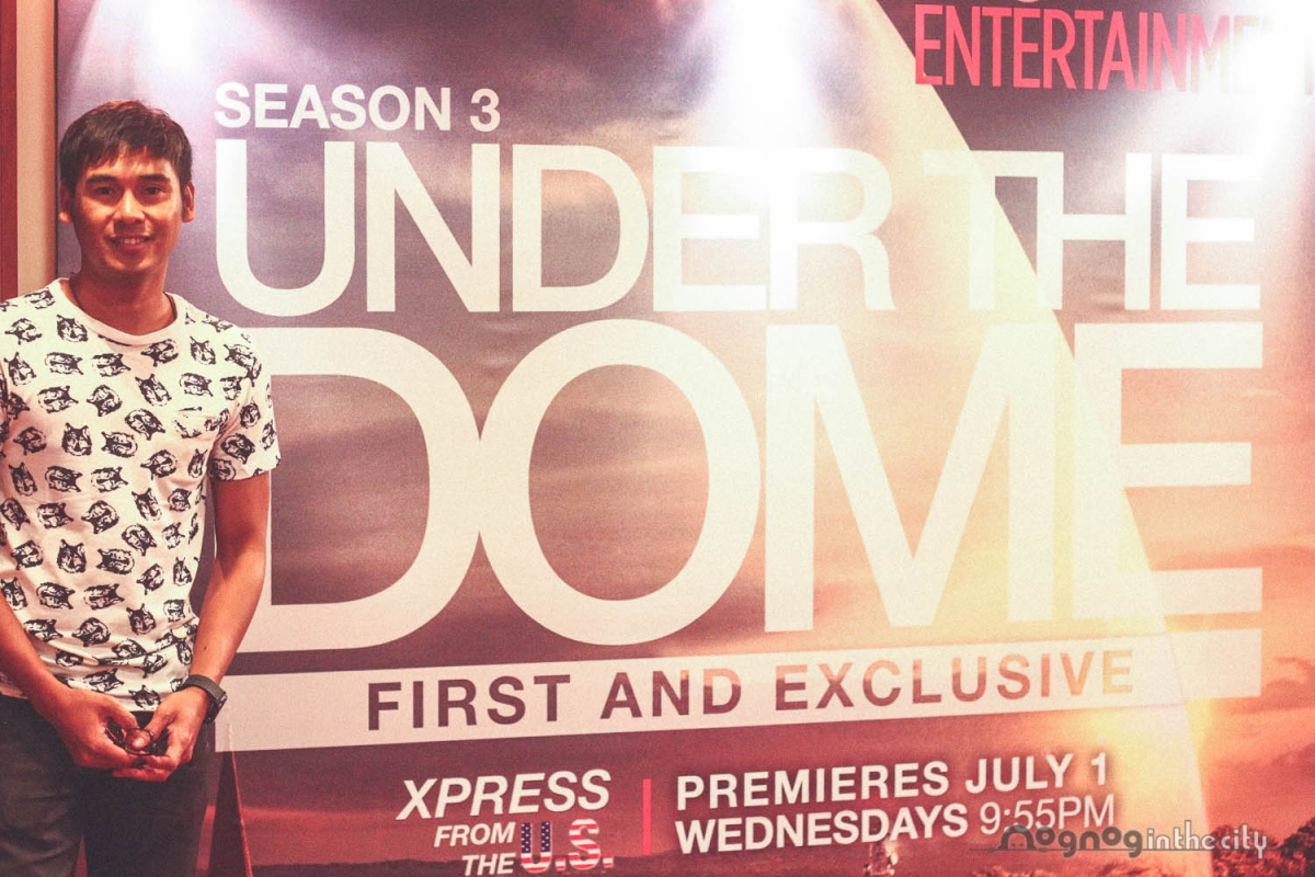 A new Chapter – Under the Dome Season 3