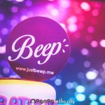 Beep – Personal Event Organizer App Launch