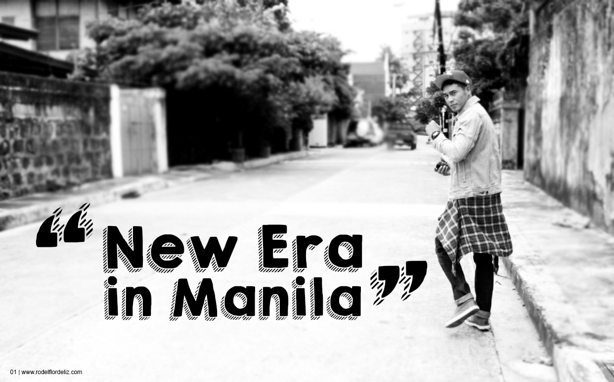 NEW ERA IN MANILA