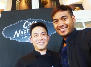 "Chef Jonas Ng is the ""Chef Next Door"""