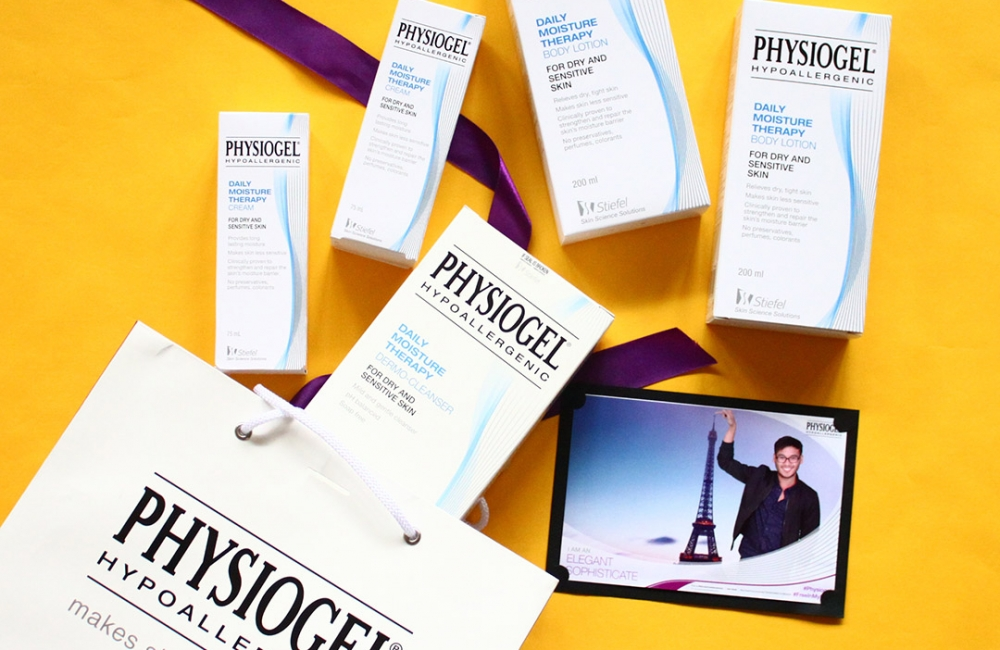 The solution for your Dry and Itchy Skin – Physiogel